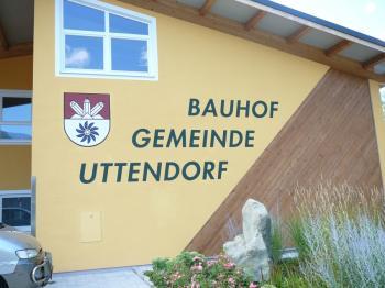 Bauhof Uttendorf